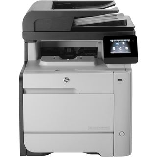 HP LaserJet Pro M476NW Laser Multifunction Printer - Color - Plain Pa