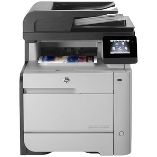 HP LaserJet Pro M476DN Laser Multifunction Printer - Color - Plain Pa