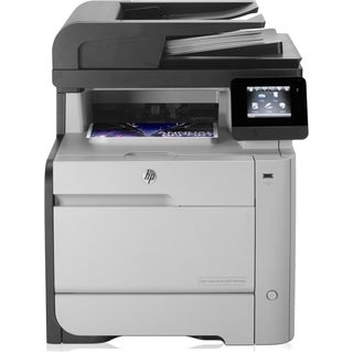 HP LaserJet Pro M476DW Laser Multifunction Printer - Color - Plain Pa