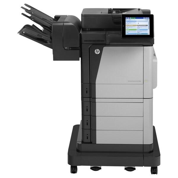 HP LaserJet M680Z Laser Multifunction Printer - Color - Plain Paper P