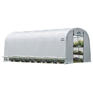 Shelter Logic Grow it Heavy Duty Walk-Thru Greenhouse 12x24x8-foot