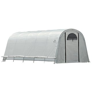 Shelter Logic Grow it Heavy Duty Walk-Thru Greenhouse 12x20x8-feet