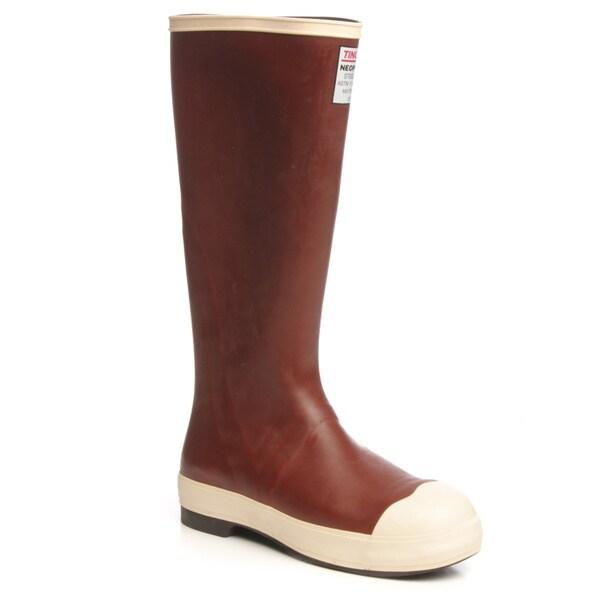 Men's Neoprene Snugleg Steel Toe Boots