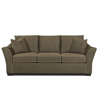 Made To Order Thorpe Thyme Green Sofa
