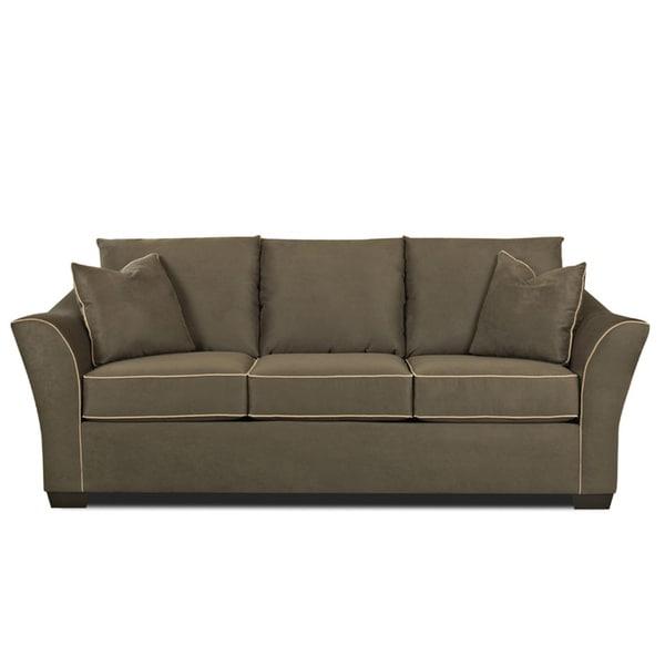 Made To Order Thorpe Thyme Green Sofa
