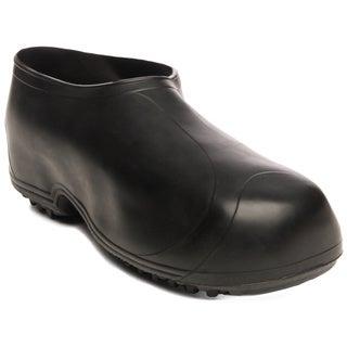 Men's Winter-Tuff Black Ice Traction Overshoes