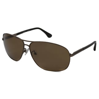 Nautica Men's/ Unisex N5073S Polarized/ Aviator Sunglasses