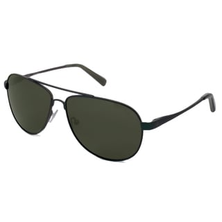 Nautica Men's/ Unisex N5080S Polarized/ Aviator Sunglasses