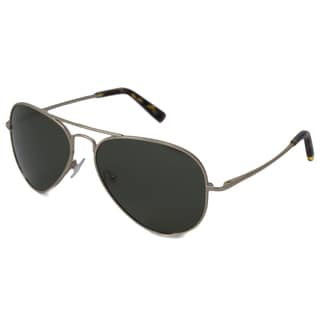 Nautica Men's/ Unisex N5081S Polarized/ Aviator Sunglasses