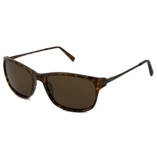 Nautica Men's/ Unisex N6157S Polarized/ Rectangular Sunglasses