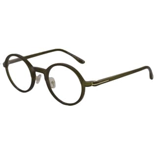 Tom Ford Readers Men's TF5254 Round Reading Glasses