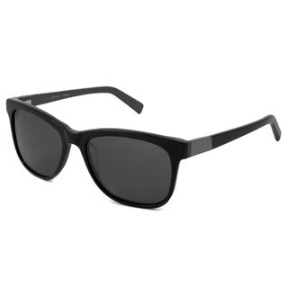 Nautica Women's N6164S Polarized/ Rectangular Sunglasses