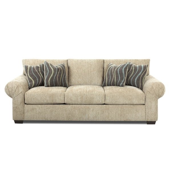 Turner Putty Off-white/ Beige Sofa