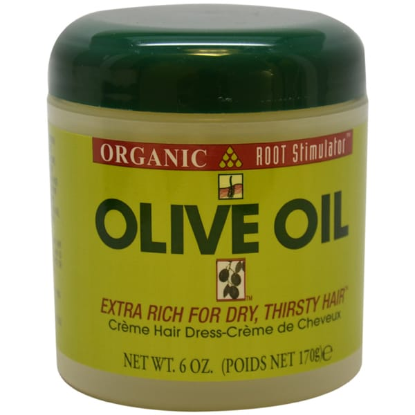 Organic Root Stimulator Olive Oil 6-ounce Creme