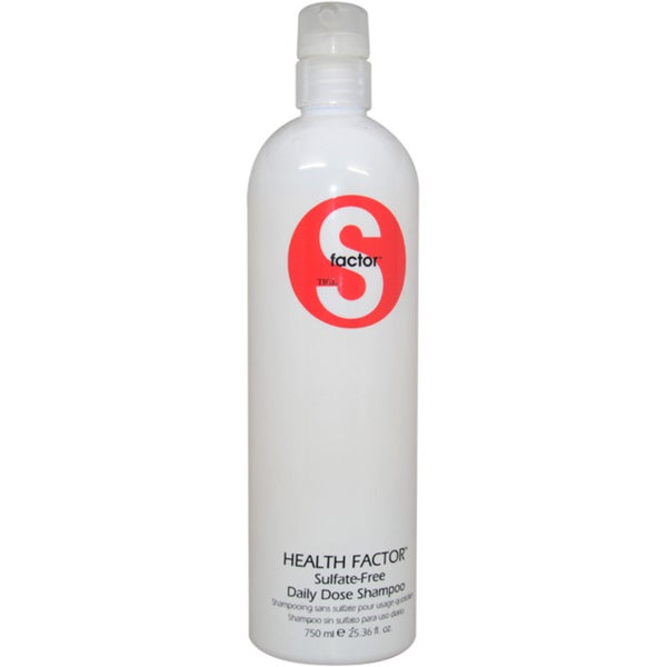 TIGI S-Factor Health Factor Daily Dose 25.36-ounce Shampoo