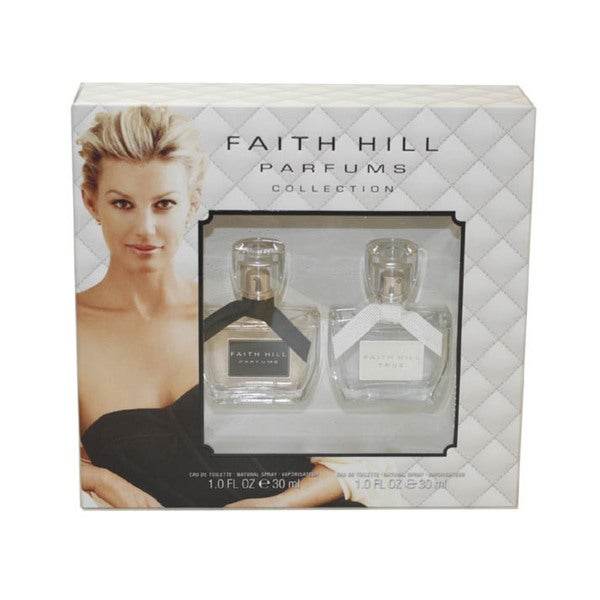 Faith Hill Parfums Women's 2-piece Gift Set