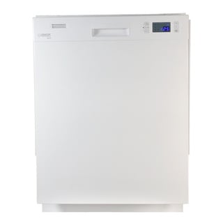 Equator ADA Compliant Full-size Built-in White Dishwasher