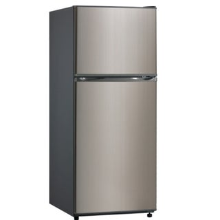 Equator Stainless Steel Apartment Refrigerator