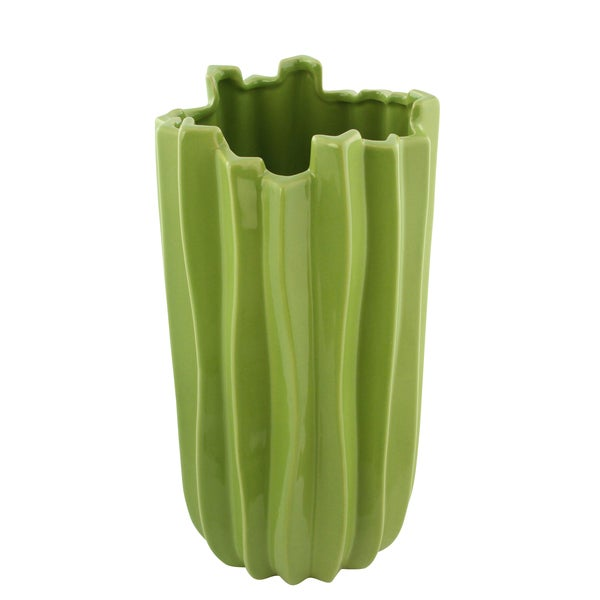 Tall Carolina Lime Vase