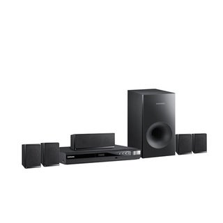 Refurbished SAMSUNG HTEM35B-RB Home Theater System with Blu-ray Player