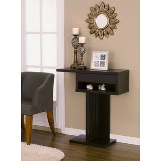 Zendi Modern Symmetry Duo-storage Console Table