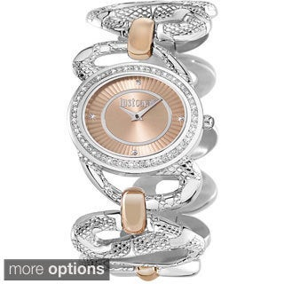 Just Cavalli Women's Sinous Swarovski Crystal Watch