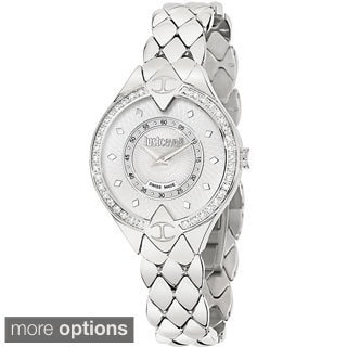 Just Cavalli Women's Sphinx Stainless Steel Watch