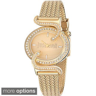 Just Cavalli Women's Sin Stainless Steel Watch