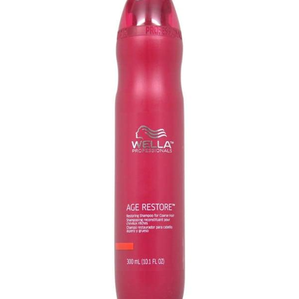 Wella Age Restore 10.1-ounce Restoring Shampoo for Coarse Hair