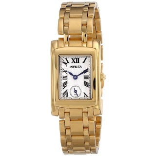 Invicta Women's 15624 'Angel' Goldtone Stainless Steel Watch