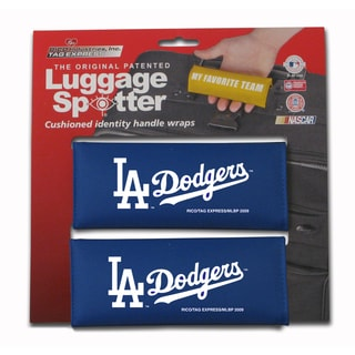 MLB LA Dodgers Original Patented Luggage Spotter (Set of 2)