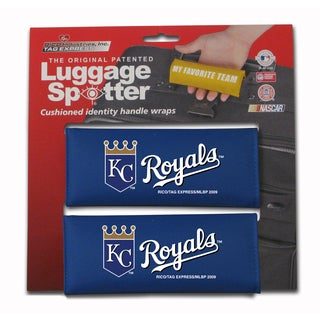 MLB Kansas City Royals Original Patented Luggage Spotter (Set of 2)