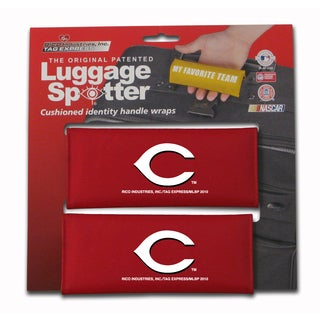 MLB Cincinnati Reds Original Patented Luggage Spotter (Set of 2)