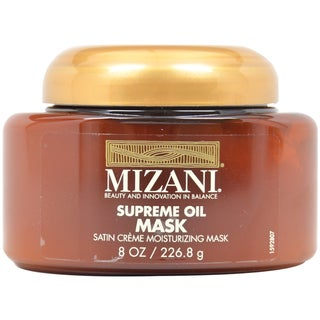 Mizani Supreme Oil 8-ounce Mask