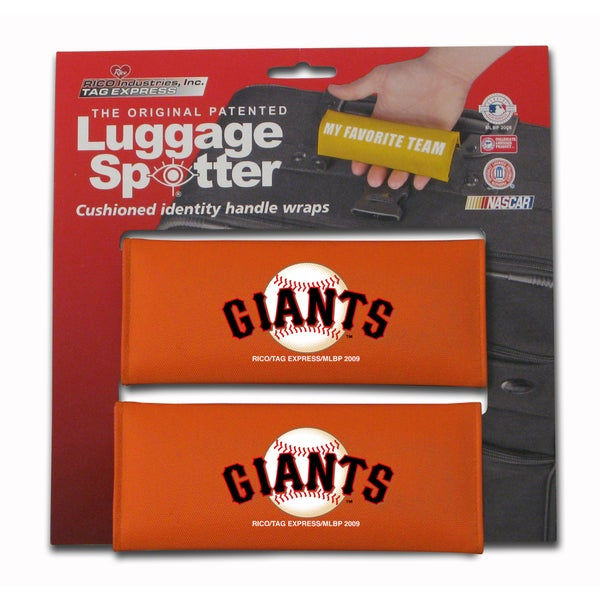 MLB San Francisco Giants Original Patented Luggage Spotter (Set of 2) 12623818