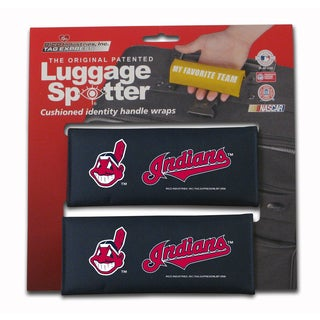 MLB American League Cleveland Indians Original Patented Luggage Spotter (Set of 2)
