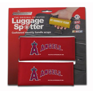 MLB Anaheim Angels Original Patented Luggage Spotter (Set of 2)