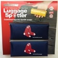 MLB American League Boston Red Sox Original Patented Luggage Spotter (Set of 2)