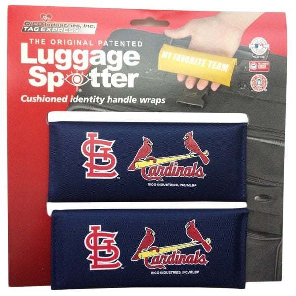 MLB National League St. Louis Cardinals Original Patented Luggage Spotter (Set of 2)
