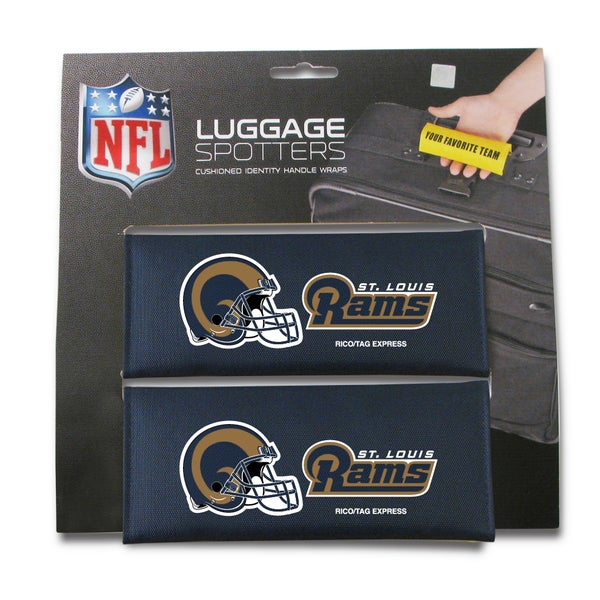 NFL St. Louis Rams Original Patented Luggage Spotter (Set of 2) 12623893