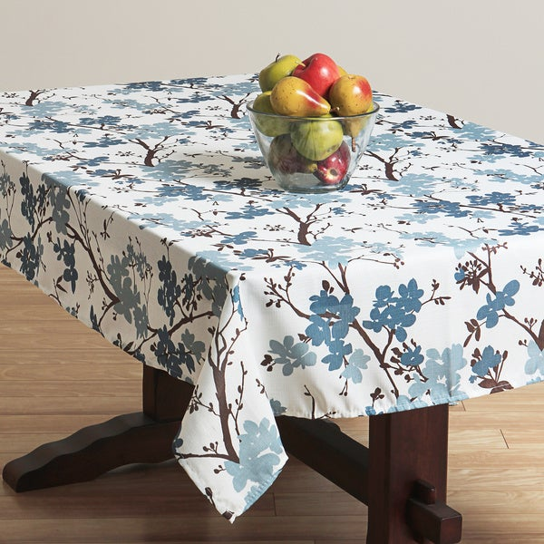 Modern touch tablecloth multiple sizes available for Tablecloth 52 x 120