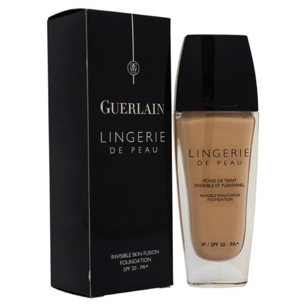 Guerlain Lingerie de Peau Invisible Skin Fusion #03 Beige Foundation