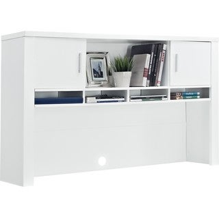 Princeton White Wood Hutch