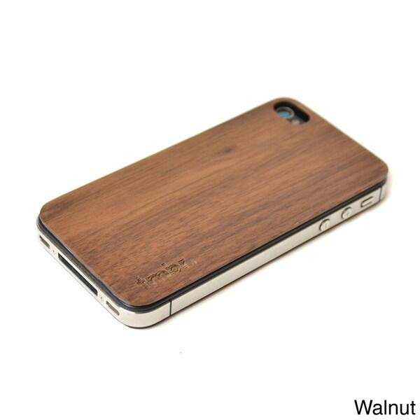 tmbr. Wood iPhone 4/ 4S Skin