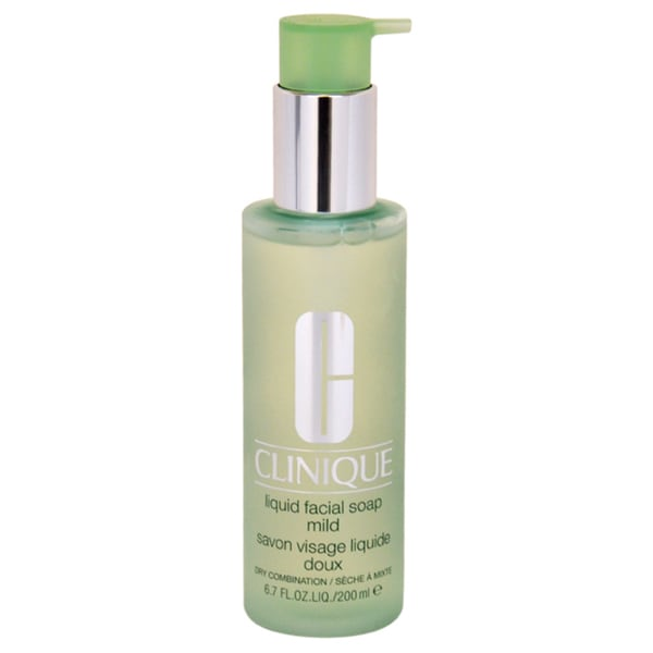 Clinique Mild 6.7-ounce Liquid Facial Soap
