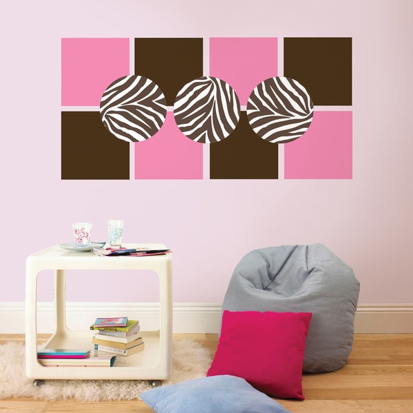 Wall Pops Animal Instinct Wall Decal Art (Pack of 14)