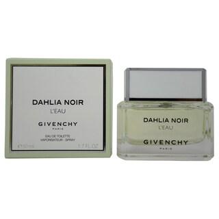 Givenchy Dahlia Noir LEau Women's 1.7-ounce Eau de Toilette Spray