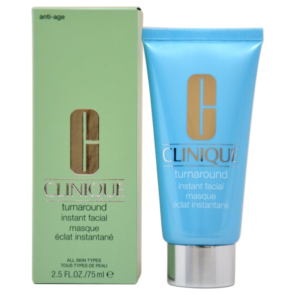 Clinique Turnaround 2.5-ounce Instant Facial Masque