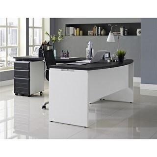 Altra Pursuit White Small Office Executive Set