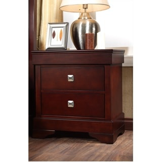 Newberry Cappucino Nightstand
